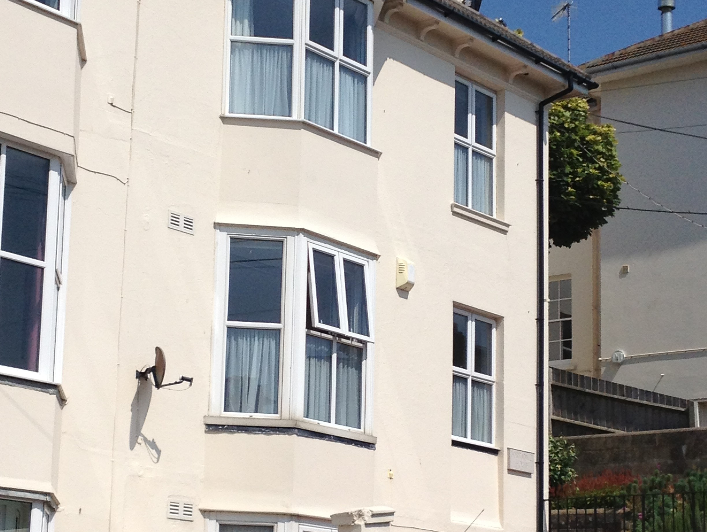 Warpole Road is located in the heart of Kemptown Brighton. It is 4 storey property that has a traditional exterior but with a very modern interior too meet the client's needs. Fire alarm is in most rooms other than bathrooms so that they are immediately notified when a fire is in operation. Small power and lighting and data was also installed.